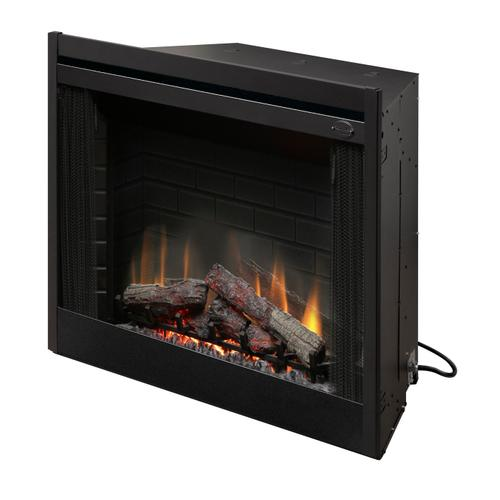 Dimplex - Deluxe Built-In Electric Firebox