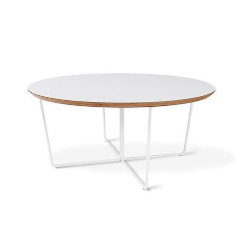 Array Coffee Table - Round White