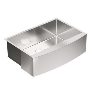 "1800 Series 30"" x 21"" stainless steel 18 gauge single bowl sink Product Image"