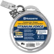 "Titanium Force Trimmer Line .095"" x 50'"