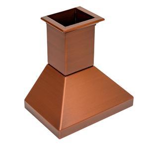 Zline KitchenMini Range Hood - Copper (MH-C)
