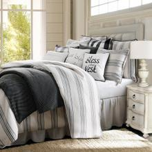 Blackberry 3-pc Farmhouse Bedding Set - King
