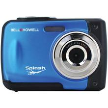 12.0-Megapixel WP10 Splash Waterproof Digital Camera (Blue)