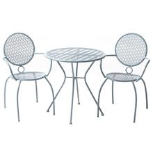 "Martini Iron 27.5"" Round Bistro Table"