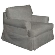 See Details - Horizon Slipcovered Chair - Color 391094