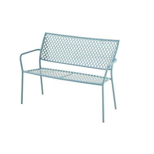 Alfresco Home - Martini Iron Garden Bench