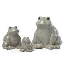 Small Calm Frog (8/carton)