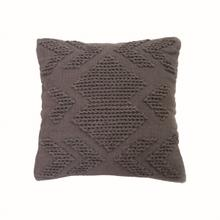 Product Image - 20x20 Hand Woven Nia Pillow Gray