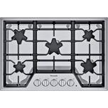 Thermador30-Inch Masterpiece(R) Star(R) Burner Gas Cooktop, ExtraLow(R) Select