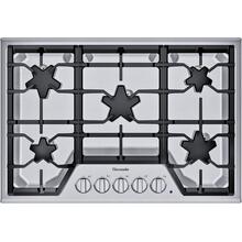 ***DISPLAY MODEL CLOSEOUT*** 30-Inch Masterpiece® Star® Burner Gas Cooktop, ExtraLow® Select