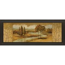 """River"" Scene I"" Framed Print Wall Art"