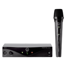 Perception Wireless 45 Vocal Set Band-A High-performance wireless microphone system