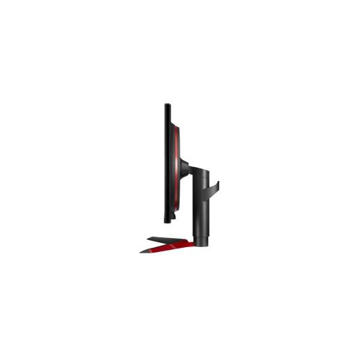 """LG - 27"""" UltraGear FHD IPS 1ms 240Hz G-Sync Compatible HDR10 3-Side Virtually Borderless Gaming Monitor"""