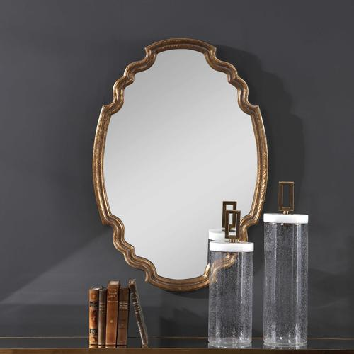 Ariane Oval Mirror