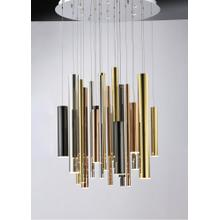 Flute 29-Light LED Pendant