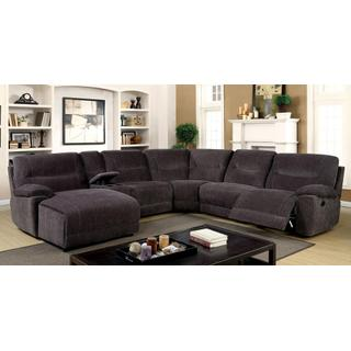Zuben Reclining Sectional