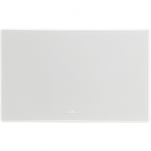 Vanishing RT Series Two-Way In-Wall Center Channel Speaker in White