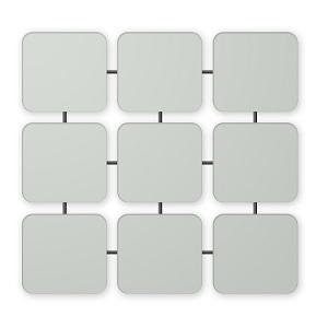 Squares Wall Mirror