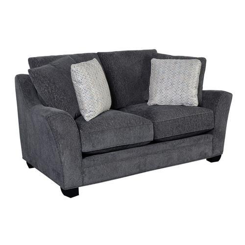 Gallery - Ryland Gray Sofa, Loveseat, 1.5 Chair, U3872