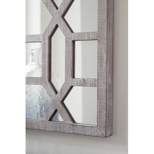 Leora Accent Mirror