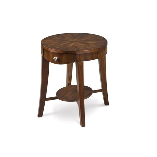 Magnussen Home - Oval End Table
