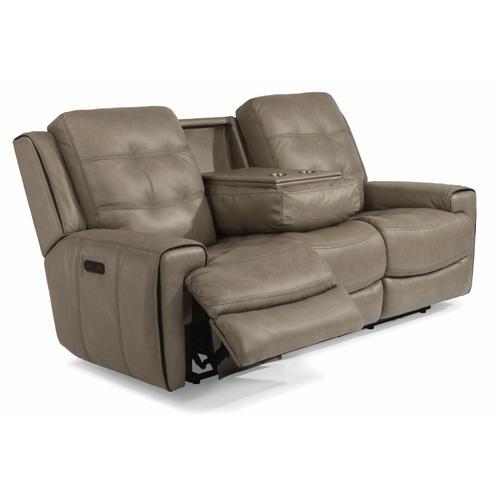 - Wicklow Power Reclining Sofa with Power Headrests