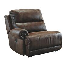 Luttrell Left-arm Facing Power Recliner
