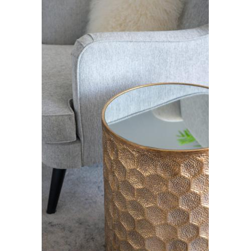 A & B Home - Side Table