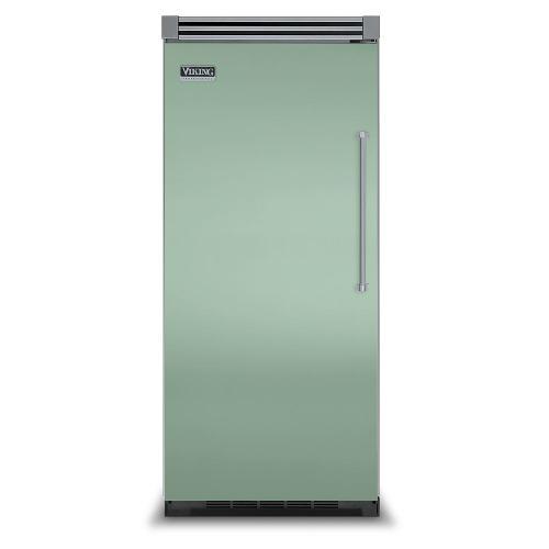 "Viking - Sage 36"" Quiet Cool™ All Refrigerator - VIRB Tru-Flush™ (Left Hinge Door)"