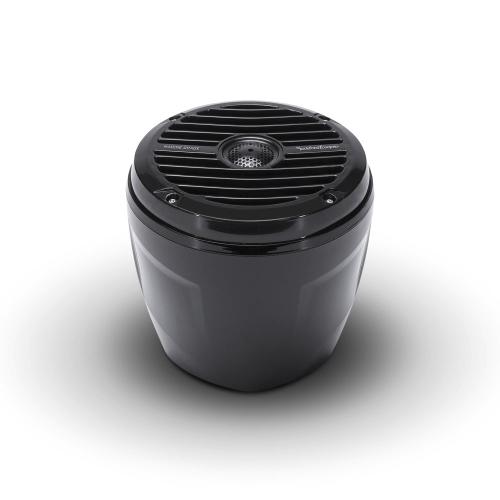 """Rockford Fosgate - Prime 6.5"""" Moto-Can Speaker - Black"""