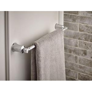 "Dartmoor oil rubbed bronze 24"" towel bar"
