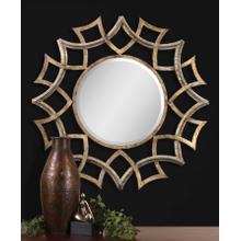 See Details - Demarco Round Mirror