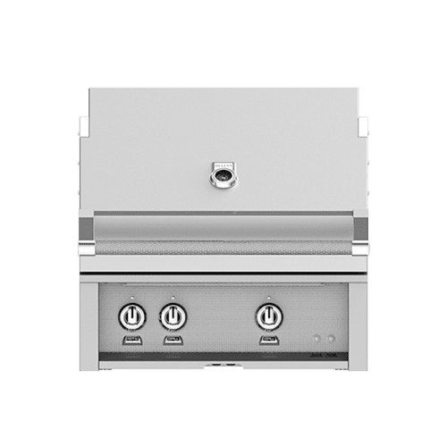 "30"" Hestan Outdoor Built-In Grill - G_BR Series - Bora-bora"