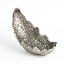 Leaf Bowl-Nickel-Sm