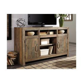 Sommerford LG TV Stand Brown