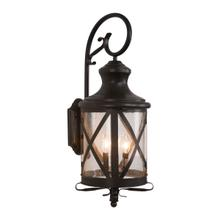 Lorenza Collection Four Lights Incandescent