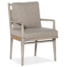 Amani Upholstered Arm Chair - 2 per carton/price ea