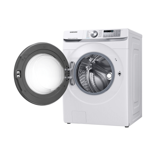 5.2 cu. ft. Smart Front Load Washer with Super Speed in White