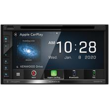 DNX577S 6.8-Inch Double-DIN In-Dash Navigation DVD Receiver with Bluetooth®, Wi-Fi®, Android Auto, Apple CarPlay , and SiriusXM® Ready