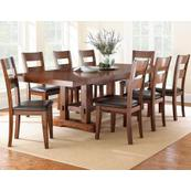 Zappa 9 Piece Set(Table & 8 Side Chairs)