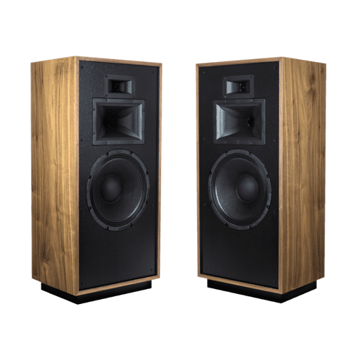 Forte IV Floorstanding Speaker - American Walnut