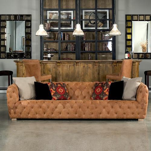 Long Stanley Sofa, Tan