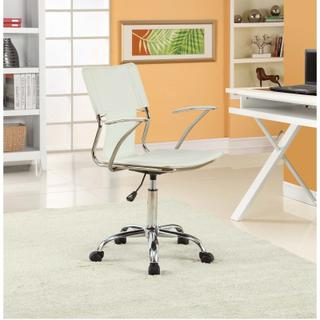 See Details - Studio Office Chair in White