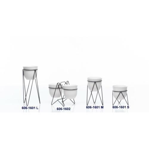 Sugar Planter w/ Tri-Base stand - Set of 3 (Min 4 sets)