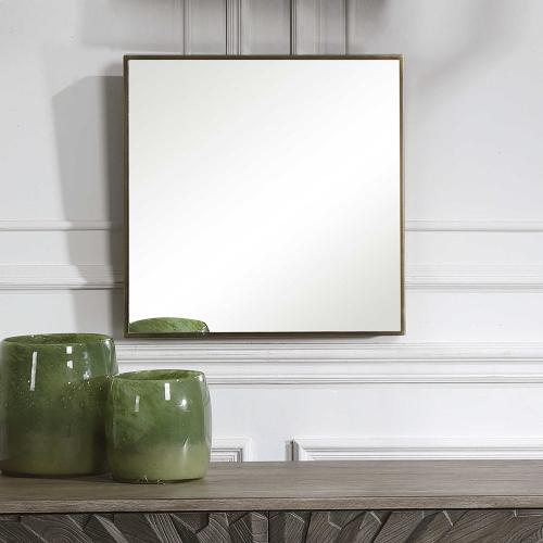 Balmoral Square Mirror