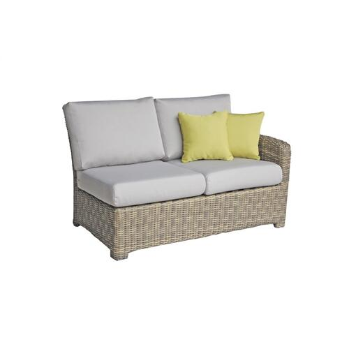 Princeville 2-Seater Right Arm
