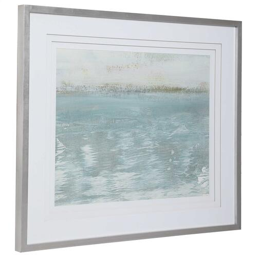 Uttermost - Sailing On Framed Print