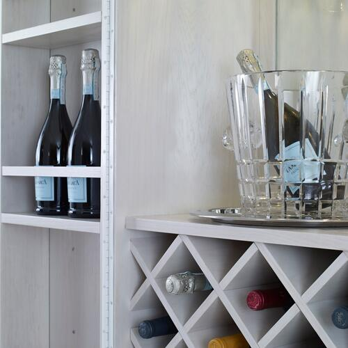 Blake Bar Cabinet