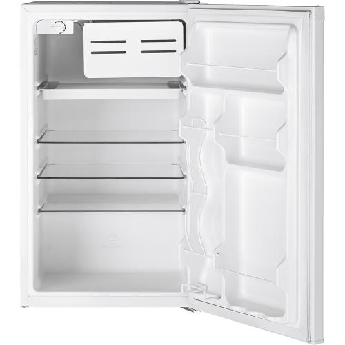 GE 4.4 Cu. Ft. Compact Refrigerator White - GME04GGKWW