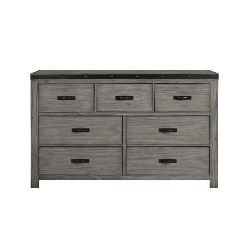 Wade 7-Drawer Dresser
